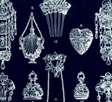 A Handbook Of Ornament With Three Hundred Plates Franz Sales Meyer 1896 0514 Jewelry Miscellaneous Inverted Sticker