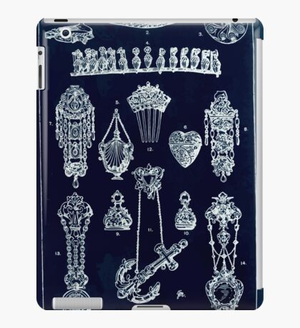 A Handbook Of Ornament With Three Hundred Plates Franz Sales Meyer 1896 0514 Jewelry Miscellaneous Inverted iPad Case/Skin