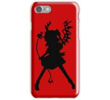 Flandre Scarlet (Black) - Touhou Project iPhone Case/Skin
