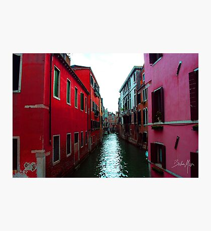 A day in Venice Photographic Print