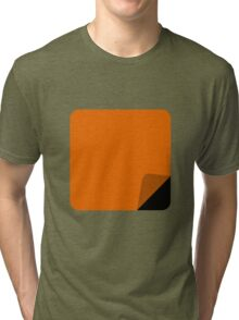 Orange is the New Black Design Tri-blend T-Shirt