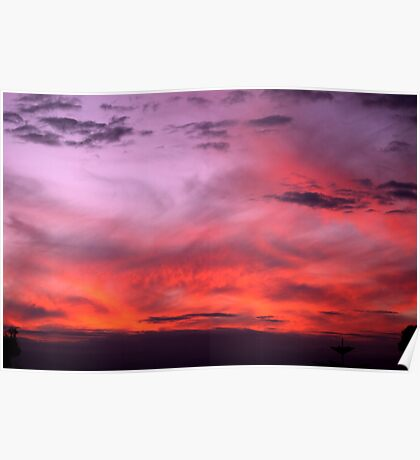 Wahroonga Sunsets 2 Poster