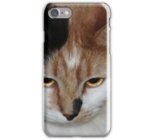 Buffy with Beautiful Eyes iPhone Case/Skin