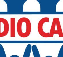 radio 80's Sticker