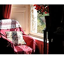 The Chair by the Window Photographic Print