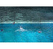 Ice Breakers Swimming Pool - Bondi Beach, Sydney, Australia Photographic Print