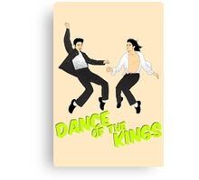 dance of the kings Canvas Print