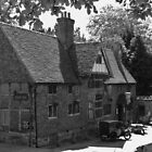 Castle Inn, Chiddingstone by Patrick Noble