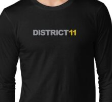 Hunger Games - District 11 Long Sleeve T-Shirt