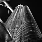 Kuala Lumpur City Center (KLCC) by artz-one