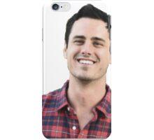 Plaid Ben H.  iPhone Case/Skin