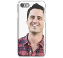 Plaid Ben H.  iPhone Case/Skin