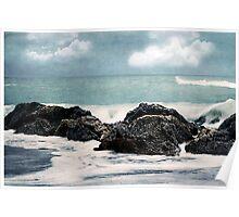 Caspersen Beach Poster