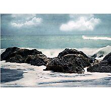 Caspersen Beach Photographic Print