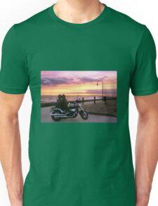 Sunsets are Still Romantic! Unisex T-Shirt