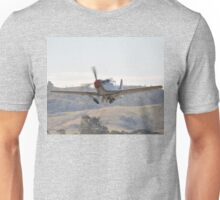 Hunter Valley Airshow 2015 Airshow - Mustang Take-off Unisex T-Shirt