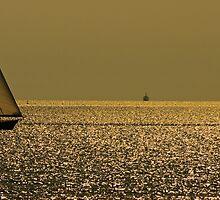 Sailing the Mindil Markets by D-GaP