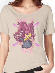 Mega Mawile Women's Relaxed Fit T-Shirt