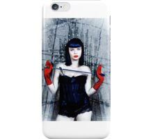 she's the boss 1 iPhone Case/Skin