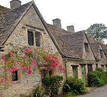 Arlington Row - Bibury by Photography  by Mathilde