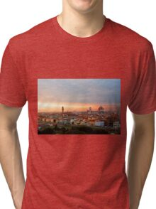 Lost in Florence Tri-blend T-Shirt