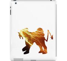 Raikou used thunder iPad Case/Skin