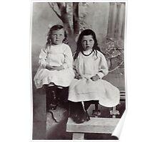 Jenny & Violet Poster