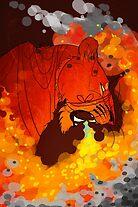 Firestorm by Moose .