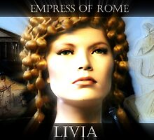 Movie poster Livia by patjila