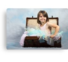 Who needs toys? Canvas Print