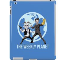 The Weekly Planet iPad Case/Skin