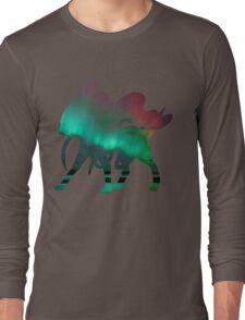 Suicune used aurora beam Long Sleeve T-Shirt