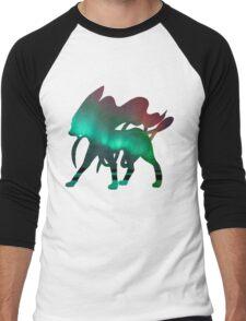 Suicune used aurora beam Men's Baseball ¾ T-Shirt