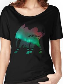 Suicune used aurora beam Women's Relaxed Fit T-Shirt