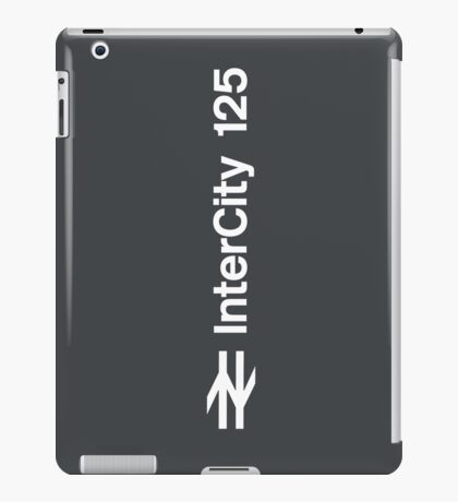 2nd HST Logo iPad Case/Skin