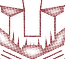 Autobot Skull Sticker