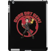Grab Dat Gem! iPad Case/Skin
