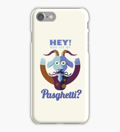 Pasghetti iPhone Case/Skin
