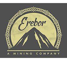 Erebor Mining Company Photographic Print