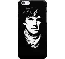 Sherlock - Angels iPhone Case/Skin