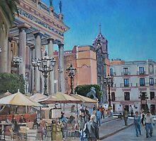 Teatro Juarez by HDPotwin