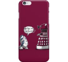 Are you my mummy? - CHOOSE YOUR COLOR iPhone Case/Skin