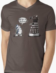 Are you my mummy? - CHOOSE YOUR COLOR Mens V-Neck T-Shirt