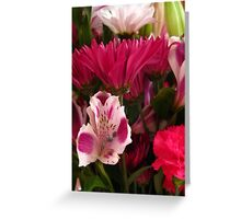 Spring Bouquet #2 Greeting Card
