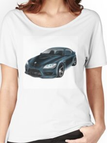 BMW Omar Edition Women's Relaxed Fit T-Shirt