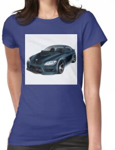 BMW Omar Edition Womens Fitted T-Shirt