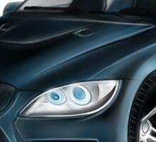 BMW Omar Edition Sticker