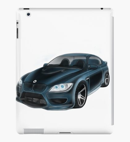 BMW Omar Edition iPad Case/Skin