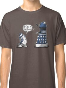 Are you my mummy? - BLUE version Classic T-Shirt