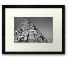 A World Wonder Framed Print